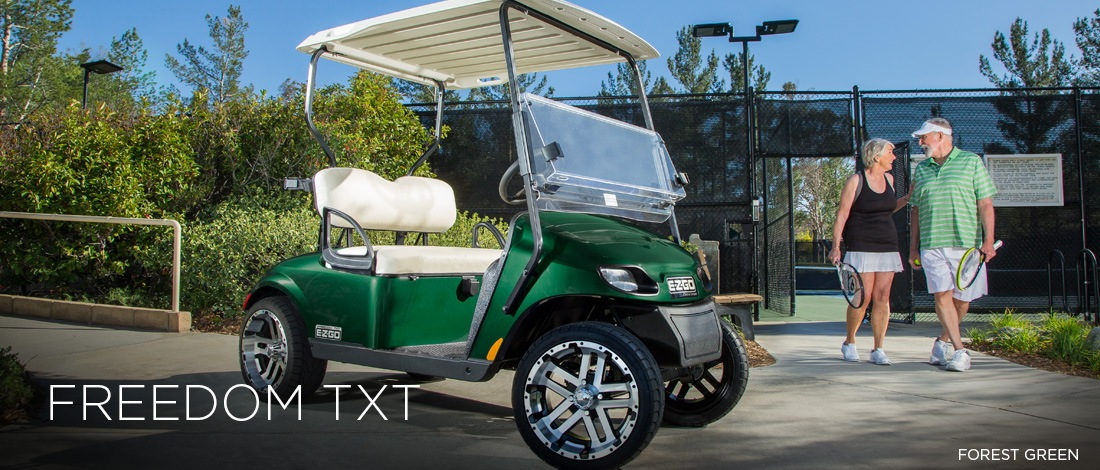 2017 E-Z-Go Personal Freedom TXT Electric in Texas City, Texas
