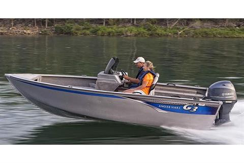 2016 G3 Angler V164 C in Bryant, Arkansas
