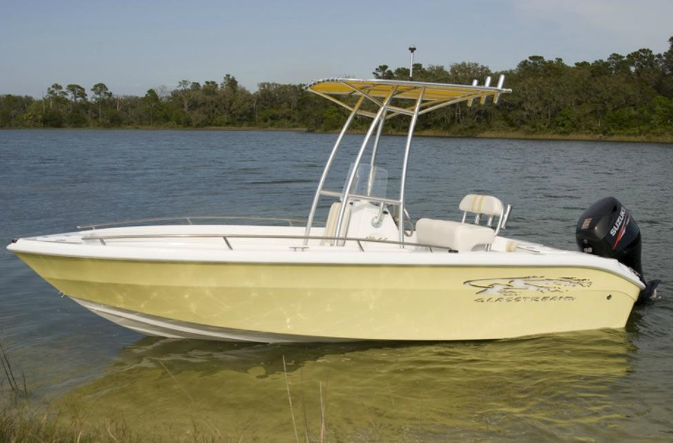 2016 Glasstream 180 CC in Holiday, Florida