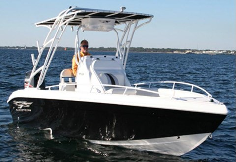 2016 Glasstream 242 CCX in Holiday, Florida