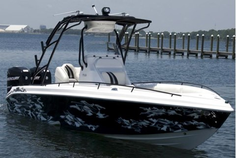 2016 Glasstream 273 CCX in Holiday, Florida
