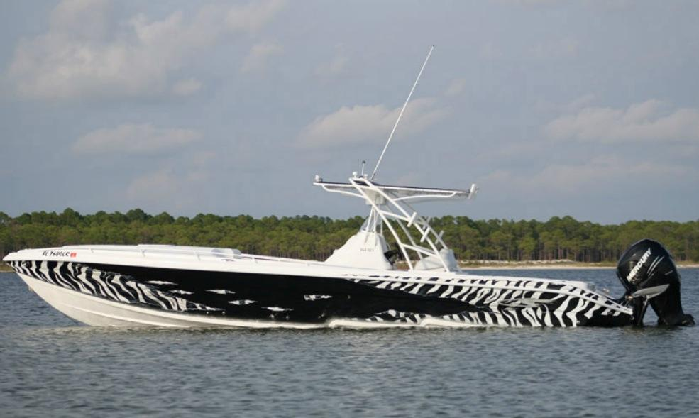 2016 Glasstream 360 SCX in Holiday, Florida