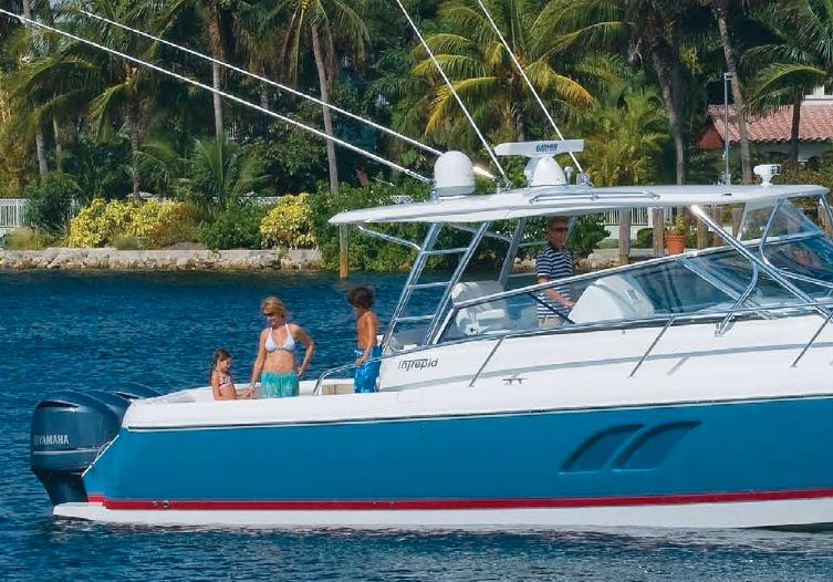 2017 Glasstream 475 Sport Yacht in Holiday, Florida