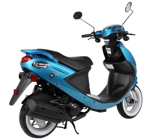 2016 Genuine Scooters Buddy 50 - 10 Year Anniversary Edition in New Haven, Connecticut