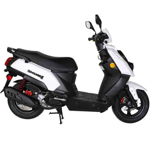 2017 Genuine Scooters Hooligan 170i in Arlington Heights, Illinois