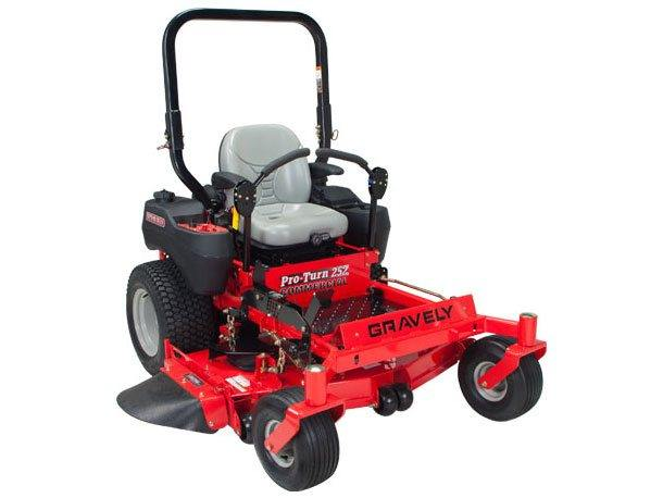 Kawasaki Dealer Bowling Green Ky >> New 2014 Gravely USA Pro-Turn™ 252 (Kawasaki®) Lawn Mowers - Riding in Bowling Green & Glasgow ...