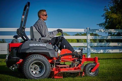 2016 Gravely USA Pro-Turn 460 (Kohler 33 hp) in Rushford, Minnesota