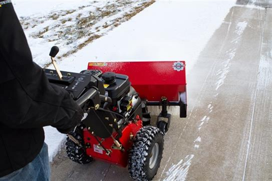 2016 Gravely USA Power Brush 28 in. in Rushford, Minnesota