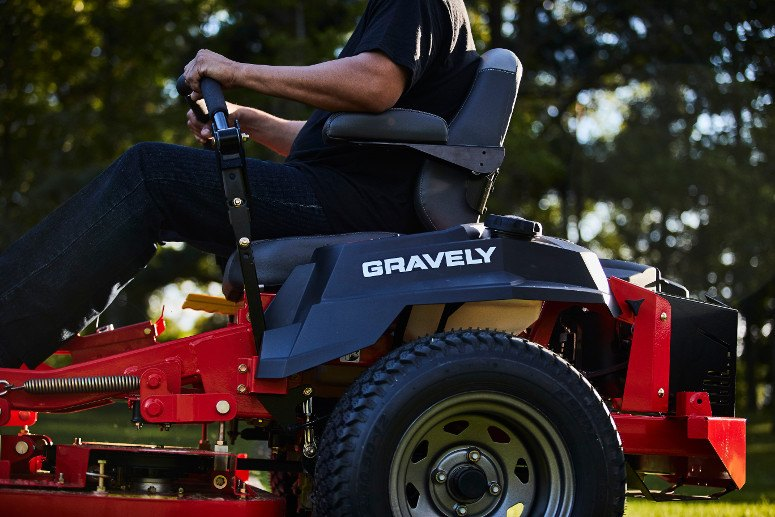 2017 Gravely USA ZT HD 52 (Kawasaki 23 hp V-Twin) in Glasgow, Kentucky