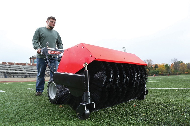 2017 Gravely USA Power Brush 28 in. in Glasgow, Kentucky