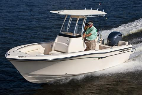 2016 Grady-White Fisherman 209 in Bridgeport, New York