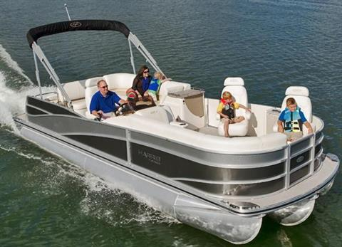2014 Harris Flotebote Grand Mariner SEL 250 in Madisonville, Louisiana