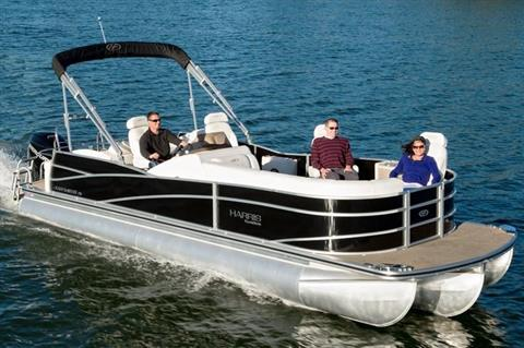 2014 Harris Flotebote Grand Mariner SL 230 in Madisonville, Louisiana