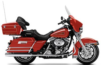 2003 Harley-Davidson Firefighter Special Edition in Norfolk, Virginia