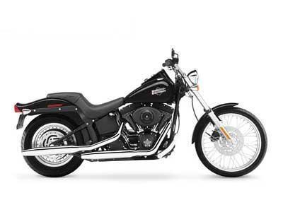 2005 Harley-Davidson FXSTB/FXSTBI Softail® Night Train® in Santa Clarita, California