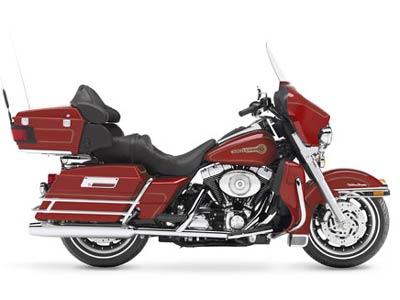 2006 Harley-Davidson Ultra Classic® Electra Glide® Firefighter Special Edition in Washington, Utah