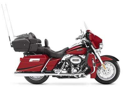 2007 Harley-Davidson CVO™ Screamin' Eagle® Ultra Classic® Electra Glide® in Riverhead, New York