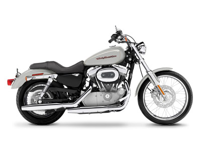 2007 Harley-Davidson Sportster® 883 Custom in Branford, Connecticut