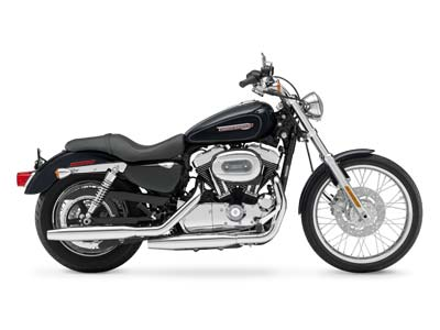 2008 Harley-Davidson Sportster® 1200 Custom in Monroe, Michigan