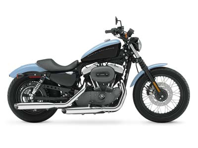 2008 Harley-Davidson Sportster® 1200 Nightster® in Monroe, Michigan