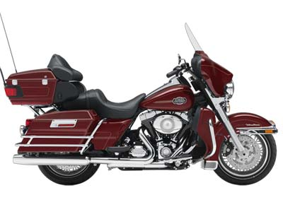 2009 Harley-Davidson Ultra Classic® Electra Glide® in Grimes, Iowa