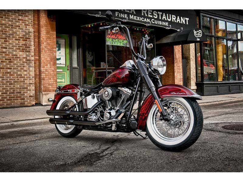 2012 Harley-Davidson Softail® Deluxe in Meridian, Idaho