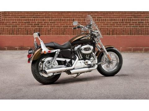 2013 Harley-Davidson Sportster® 1200 Custom 110th Anniversary Edition in Richmond, Indiana