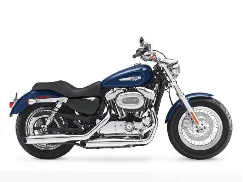 2014 Harley-Davidson 1200 Custom in Norfolk, Virginia