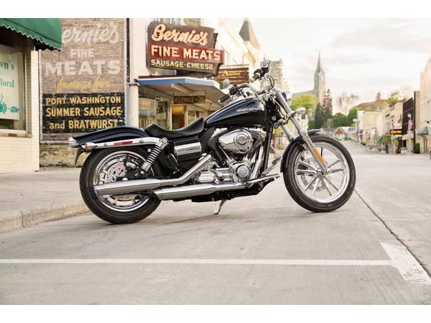 2014 Harley-Davidson Dyna® Super Glide® Custom in Johnstown, Pennsylvania