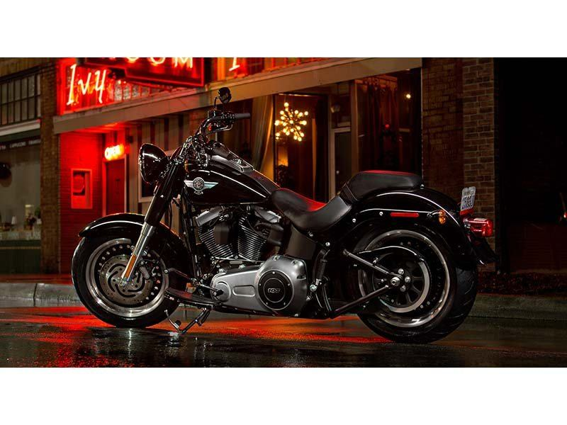 2014 Harley-Davidson Fat Boy® Lo in Guilderland, New York