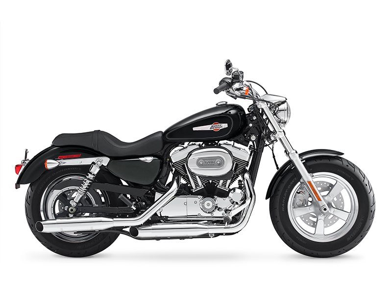 2015 Harley-Davidson 1200 Custom in Traverse City, Michigan