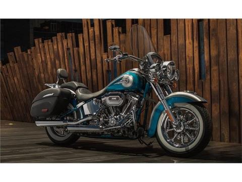 2015 Harley-Davidson CVO™ Softail® Deluxe in Columbia, Tennessee