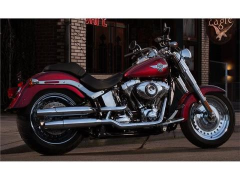 2015 Harley-Davidson Fat Boy® in Mankato, Minnesota