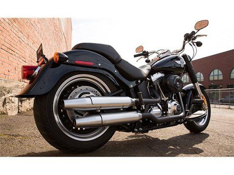 2015 Harley-Davidson Fat Boy® Lo in Columbia, Tennessee