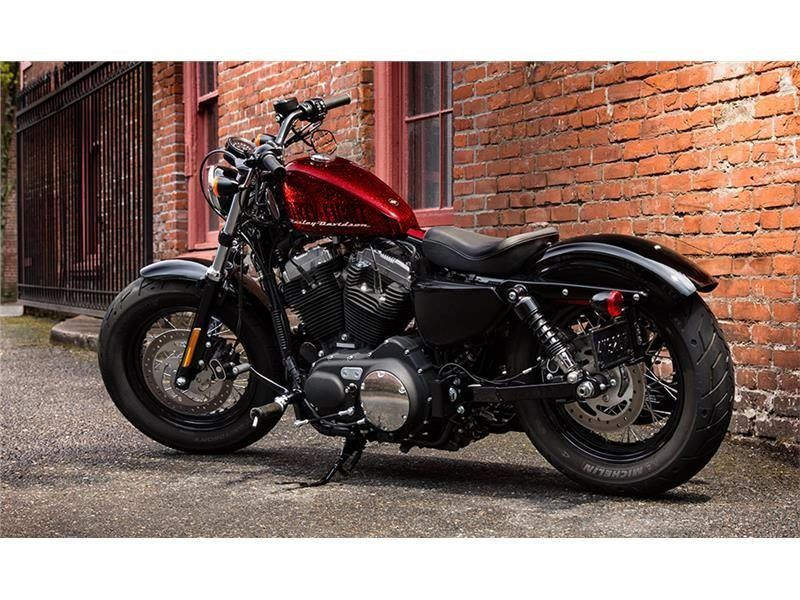 2015 Harley-Davidson Forty-Eight® in Carol Stream, Illinois