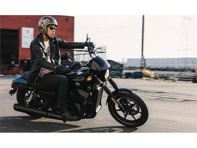 2015 Harley-Davidson Harley-Davidson Street™ 750 in Traverse City, Michigan