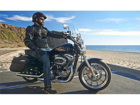 2015 Harley-Davidson SuperLow® 1200T in Sheboygan, Wisconsin