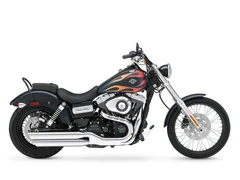 2015 Harley-Davidson Wide Glide® in Broadalbin, New York