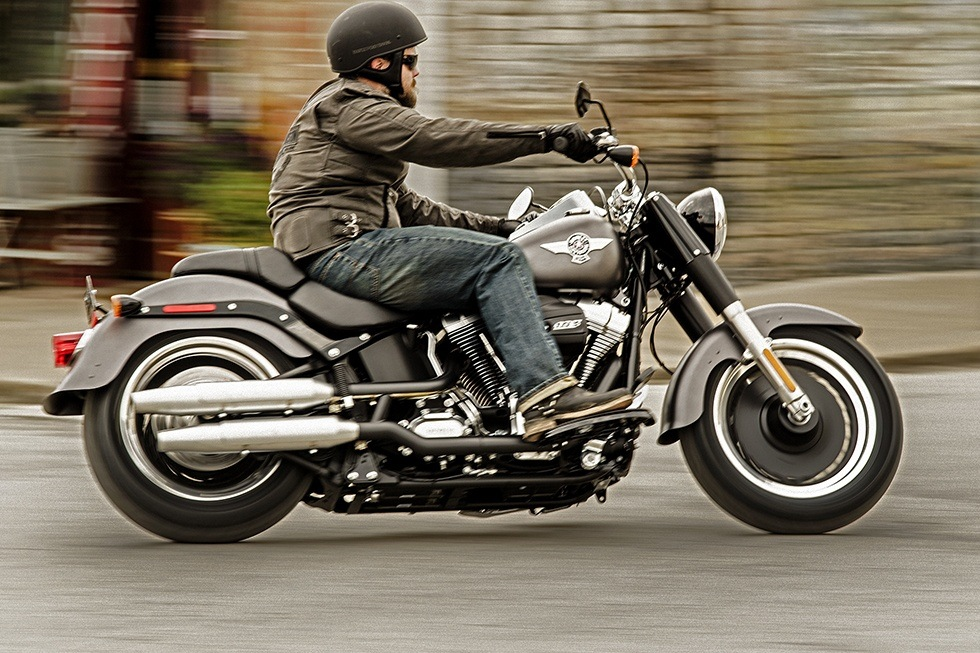 2016 Harley-Davidson Fat Boy® Lo in Stroudsburg, Pennsylvania