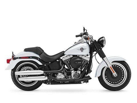 2016 Harley-Davidson Fat Boy® Lo in Branford, Connecticut