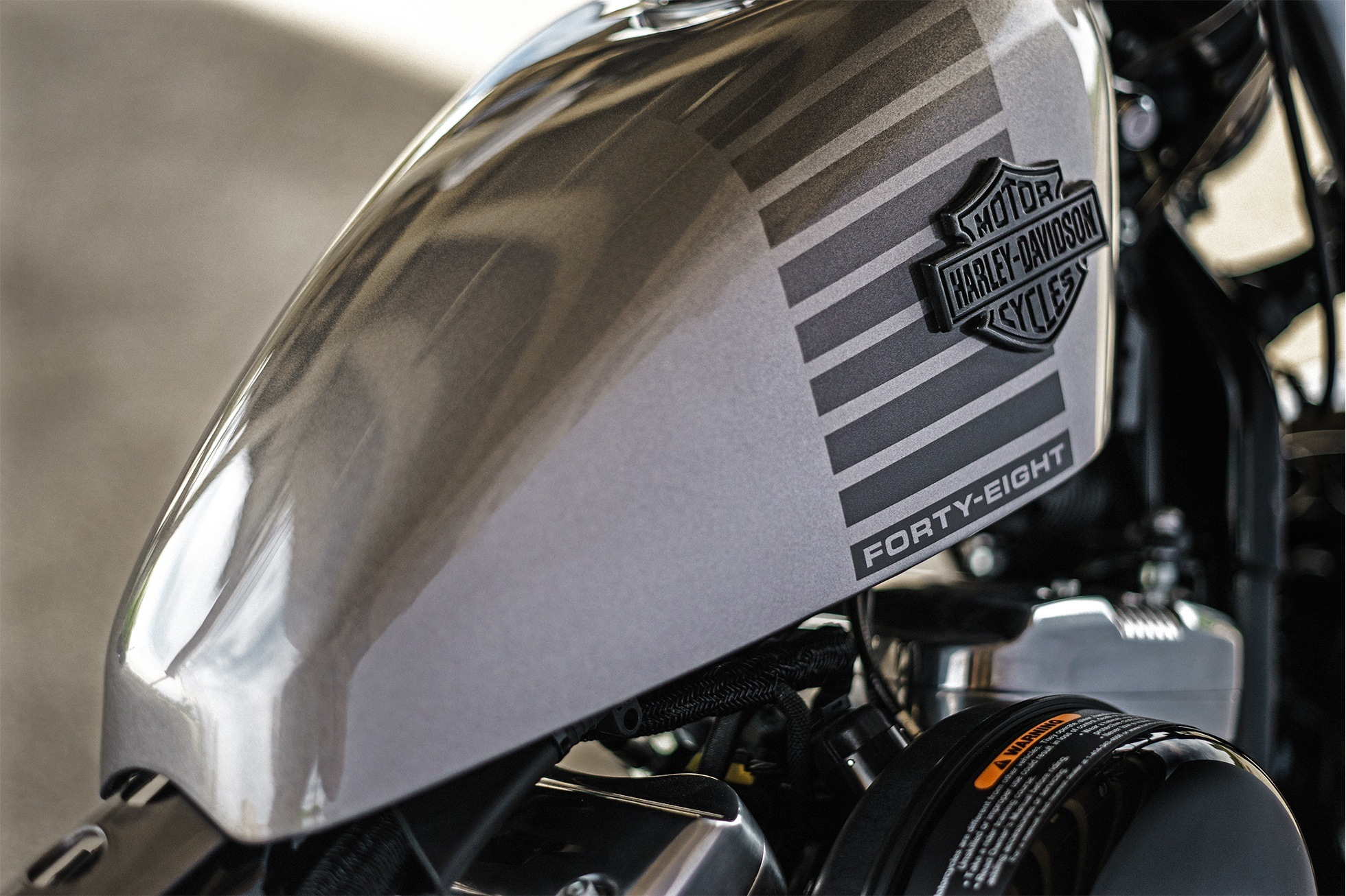 2016 Harley-Davidson Forty-Eight® in Branford, Connecticut
