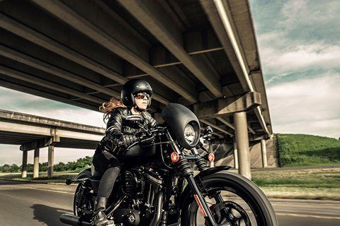 2016 Harley-Davidson Iron 883™ in Medford, Oregon