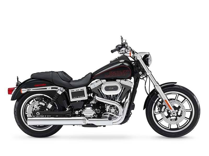 2016 Harley-Davidson Low Rider® in Pittsfield, Massachusetts