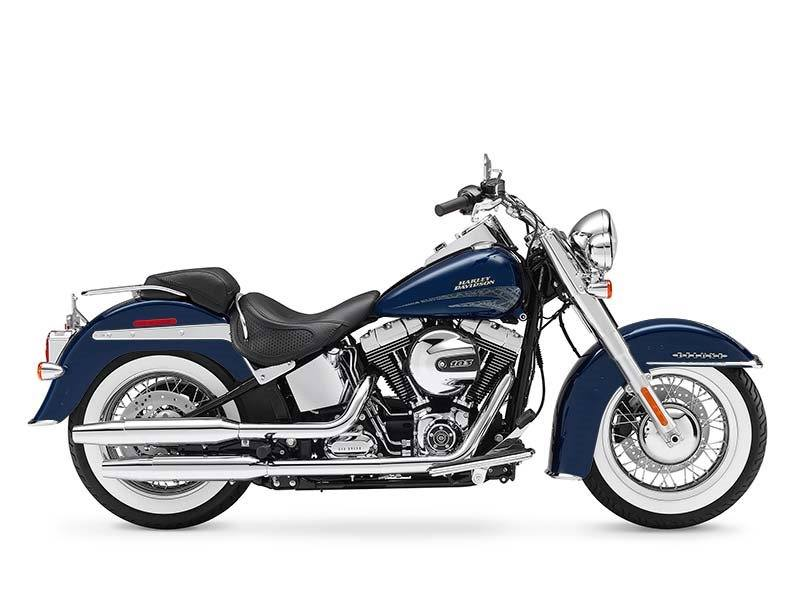 2016 Harley-Davidson Softail® Deluxe in Broadalbin, New York