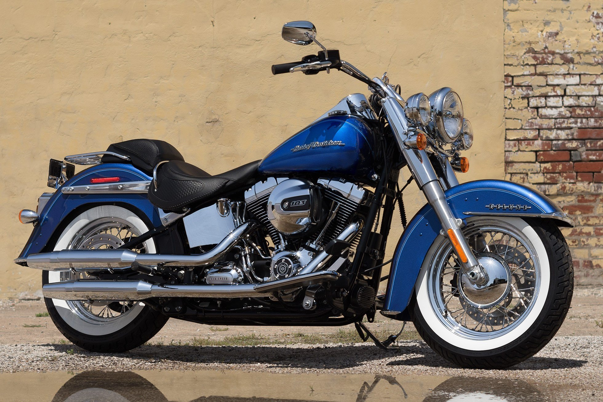 2016 Harley-Davidson Softail® Deluxe in Scottsdale, Arizona