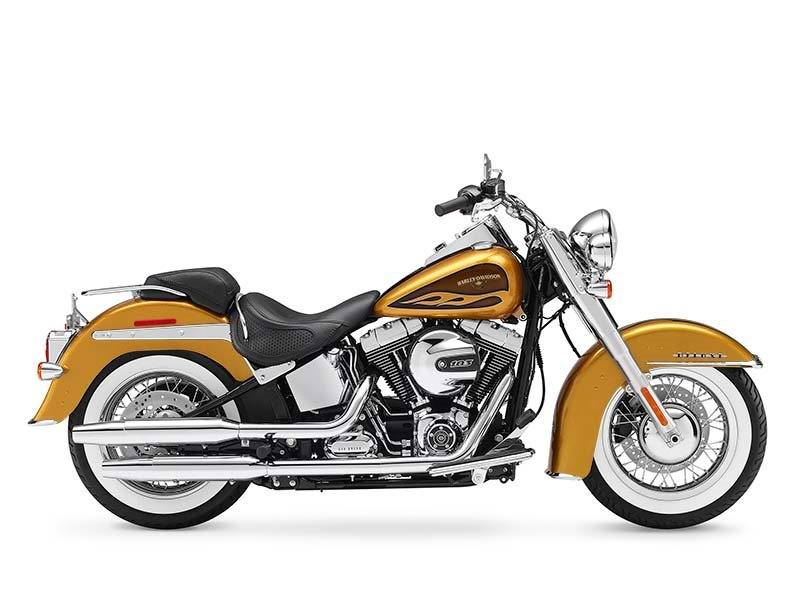 2016 Harley-Davidson Softail® Deluxe in Washington, Utah