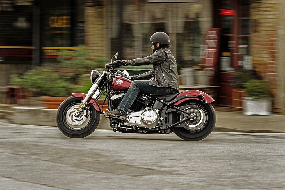 2016 Harley-Davidson Softail Slim® in Green River, Wyoming