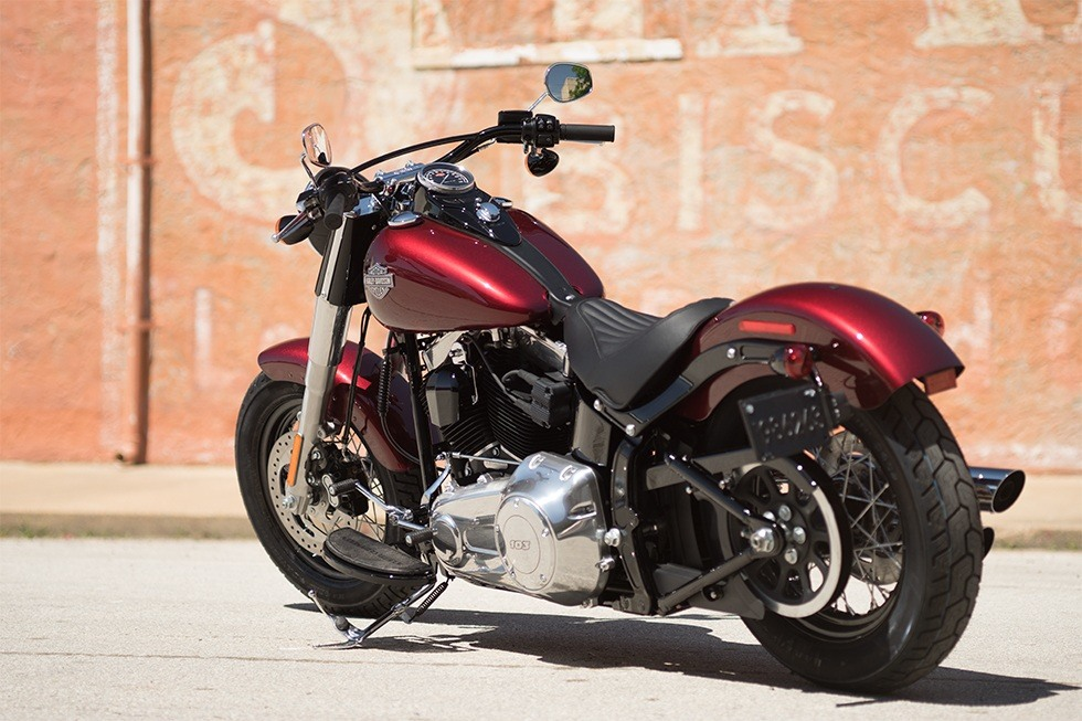 2016 Harley-Davidson Softail Slim® in Johnstown, Pennsylvania