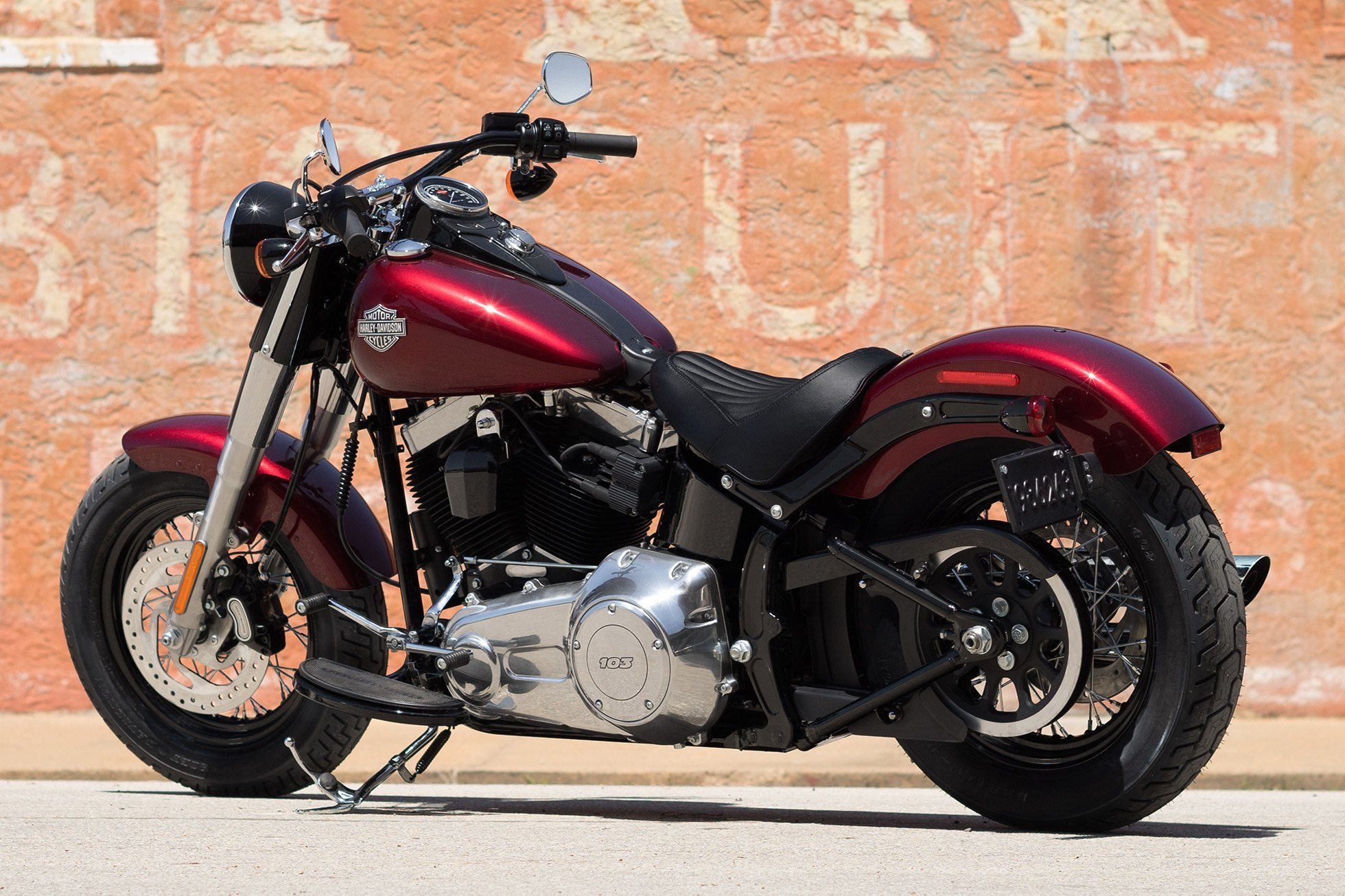 2016 Harley-Davidson Softail Slim® in Gaithersburg, Maryland