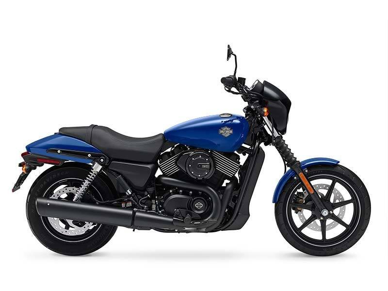 2016 Harley-Davidson Street® 750 in Sunbury, Ohio